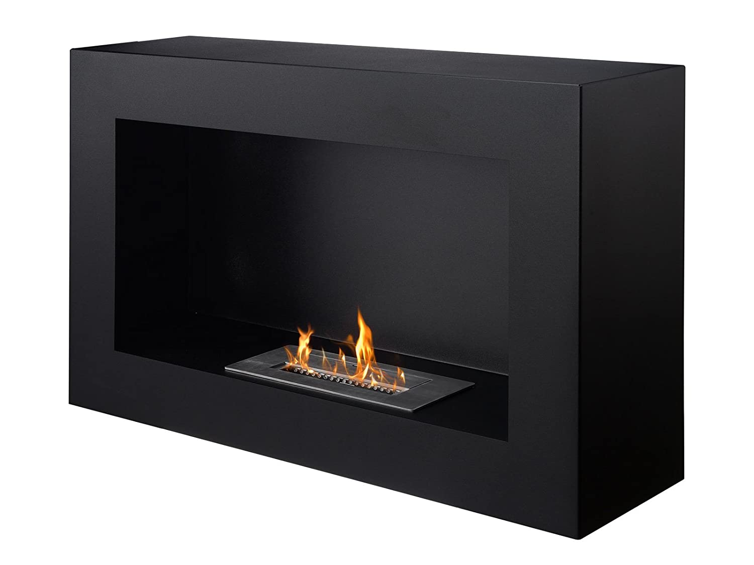 Ignis Spectrum Freestanding Ventless Ethanol Fireplace Ignis Products FSF-011
