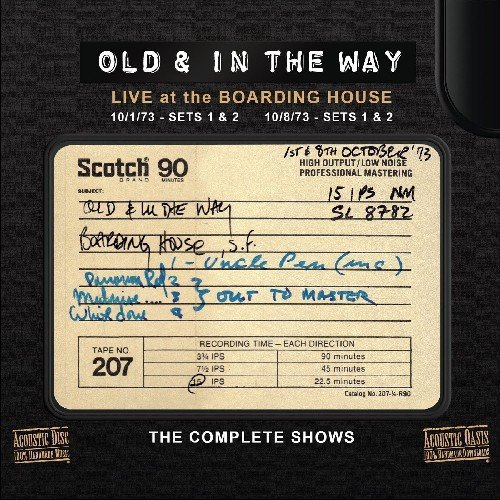 Live at the Boarding House by CD