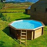 Wooden pool JARDIN 537