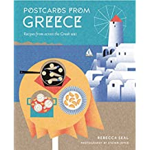Postcards from Greece: Recipes from Across the Greek Seas