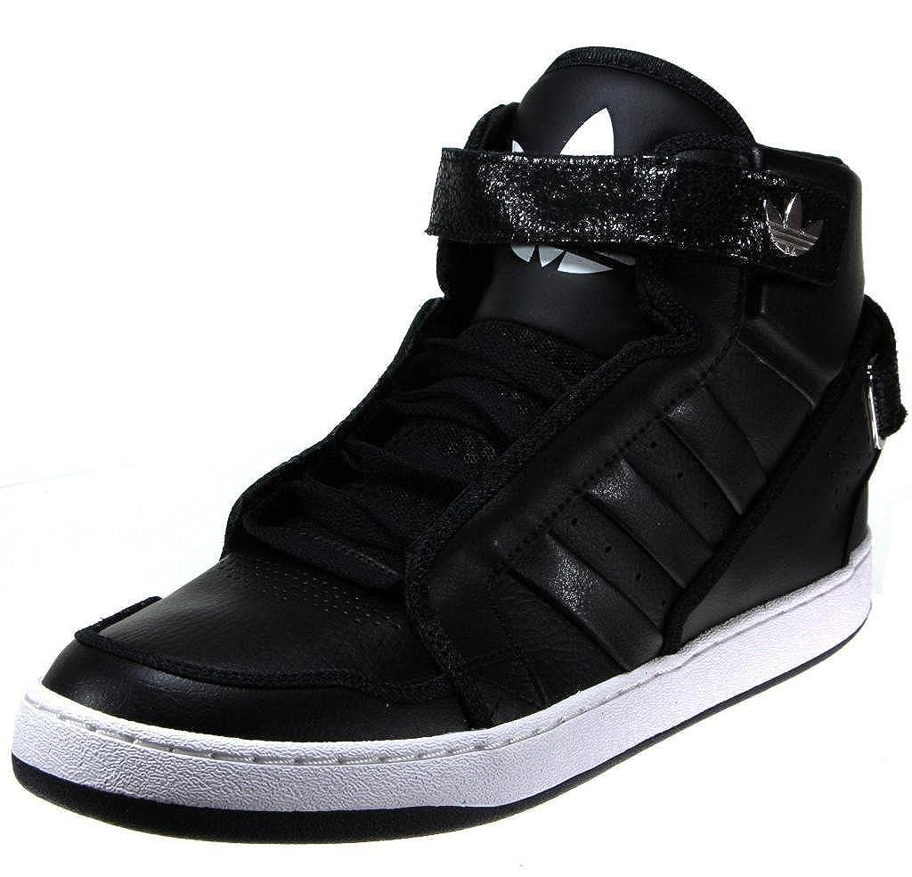 prix compétitif f8fd3 60fea Amazon.com | adidas Originals Adi-Rise AR 3.0 Black/White ...