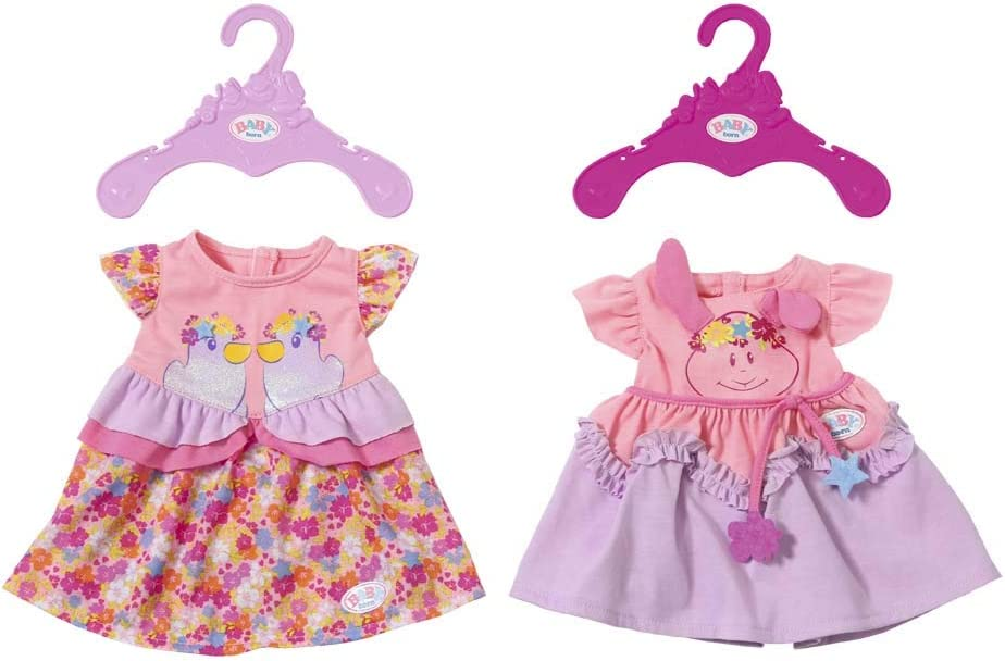 Baby Born - Vestido muñeca bebé (modelo aleatorio) (822111)