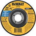 DEWALT DW8424S Cfree Thin Cutoff Wheel, 4-1/2-Inch x.045 x 7/8-Inch