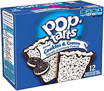 72-Count Pop-Tarts Frosted Cookies & Cream