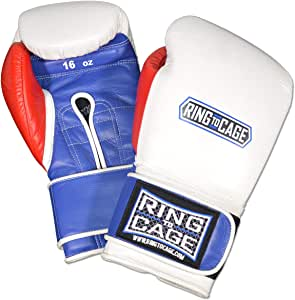 Japanese-Style Training Boxing Gloves 2.0 - Hook&Loop or Lace Up - 12oz, 14oz, 16oz, 18oz - 45 Colors to Choose