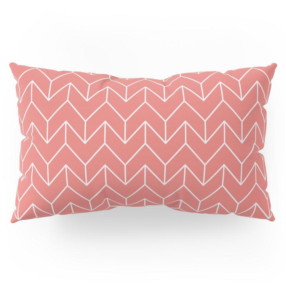 Society6 Chevron Pillow Sham King (20'' x 36'') Set of 2