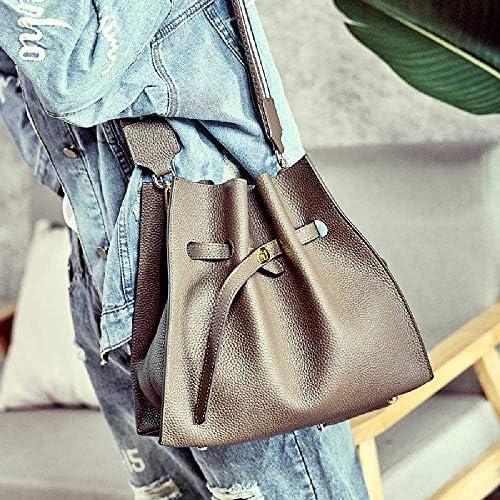 LIUGAOHUA Sac à main Sac Pour Femme Sac à Main Slant Bag Un-épaule Sac Femme Sac Mère Sac 28cm*12cm*31cm/ kaki