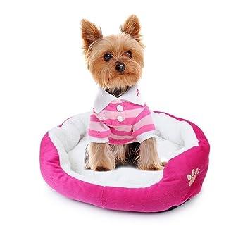 JUYUAN Nido para Mascotas Cama y Sofa Cojin Caliente Comodo para Perro Gato Perro Mascota Nido Cálido Nido Mascota Algodón: Amazon.es: Jardín