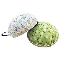 ROSENICE 2 stücke Nadelkissen Handgelenk tragbar Pin Kissen Nähwerkzeuge für Nähen DIY Handwerk