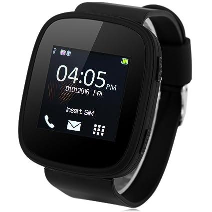 Amazon.com: KENXINDA S7 1.54 pulgadas Smartwatch Teléfono ...