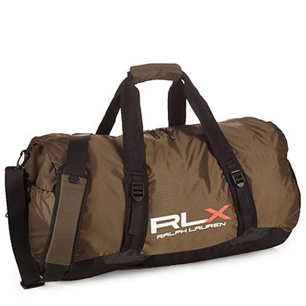 2c02cb3b9c1 Polo Ralph Lauren Packable Nylon-RLX Duffel Bag Olive  Amazon.co.uk  Luggage
