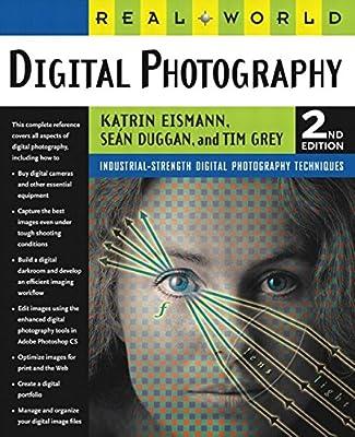 Real World Digital Photography: Amazon co uk: Tim Grey, Sean