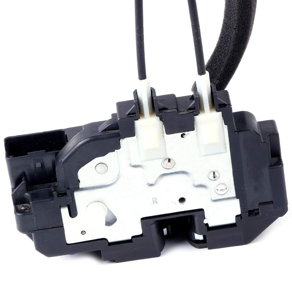 AUTOMUTO 937-305 Rear Passenger Side Door Lock Actuator Fits for 2004-2014 Nissan