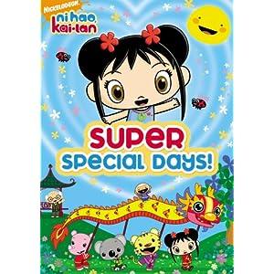 Ni Hao, Kai-Lan: Super Special Days (2010)