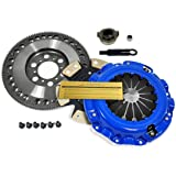 EF STAGE 3 CLUTCH KIT+4140 CHROMOLY RACE FLYWHEEL 2004-2011 MAZDA RX-