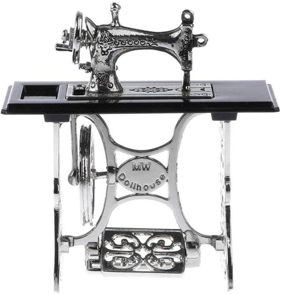 AFFEco - Máquina de coser para niños, diseño retro: Amazon.es: Hogar