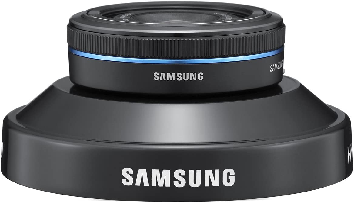 Samsung EX-S30ANW/US - Objetivo gran angular para cámara Samsung ...