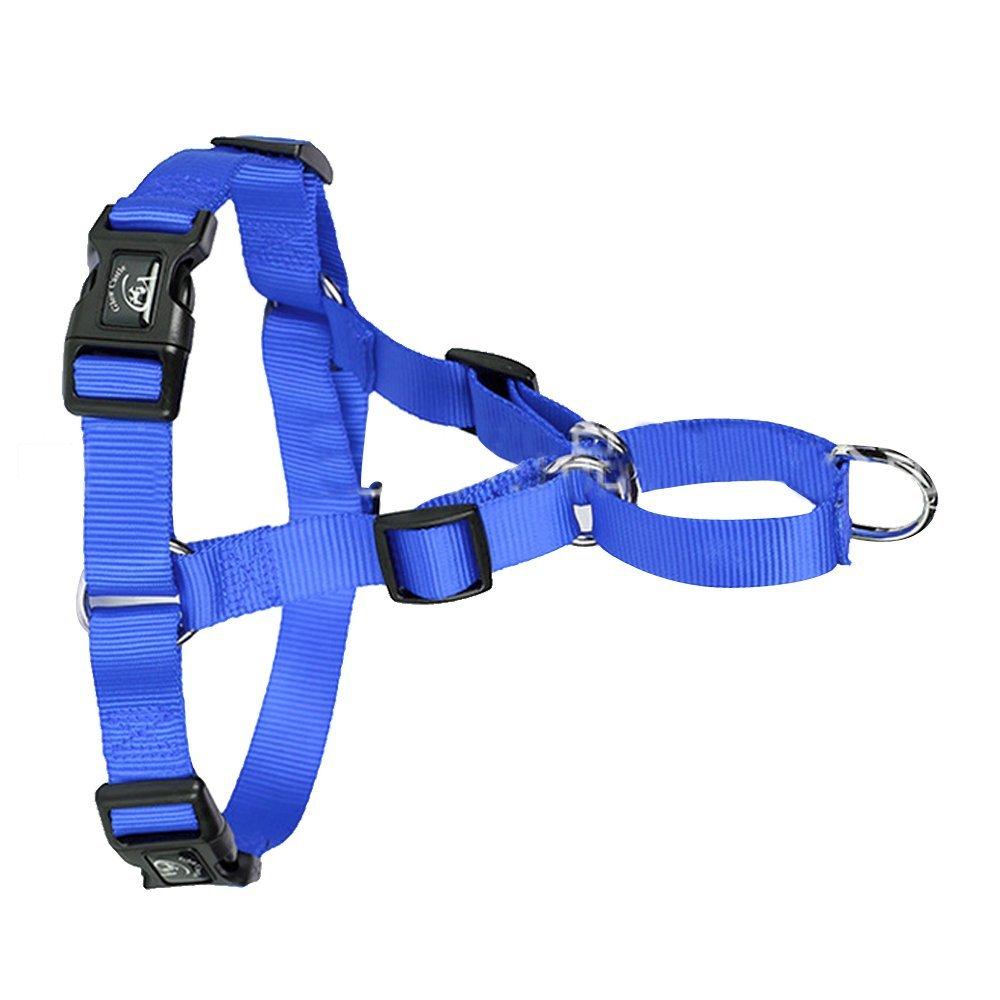 eizur fácil paseo arnés del perro chaleco ajustable de nylon para ...
