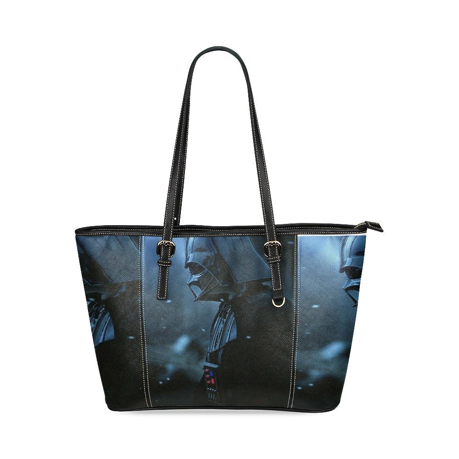 Star Wars Women's Mosaic High-grade PU Leather Large Tote Bag/Handbag/Shoulder Bag