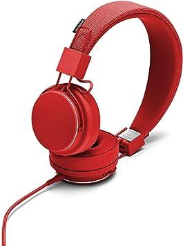 Urbanears Plattan 2 Casque Audio – Rouge:
