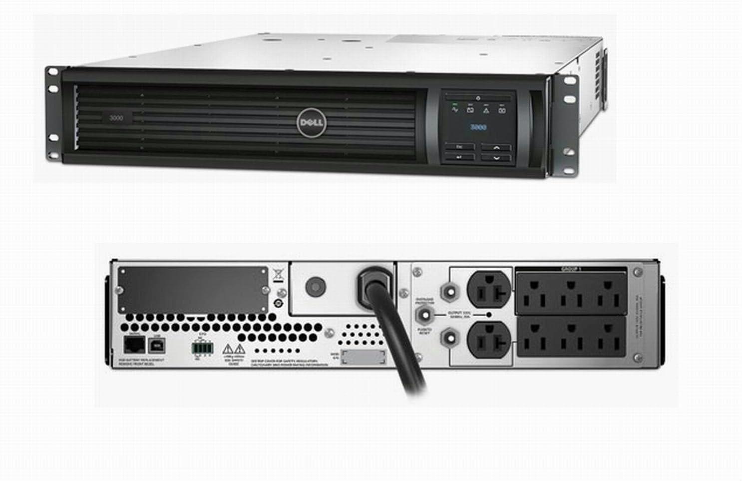 UPSBatteryCenter SMT3000RM2U APC Smart UPS 3000VA RM 2U LCD 120V SMT3000RM2U Compatible Battery Pack Replacement
