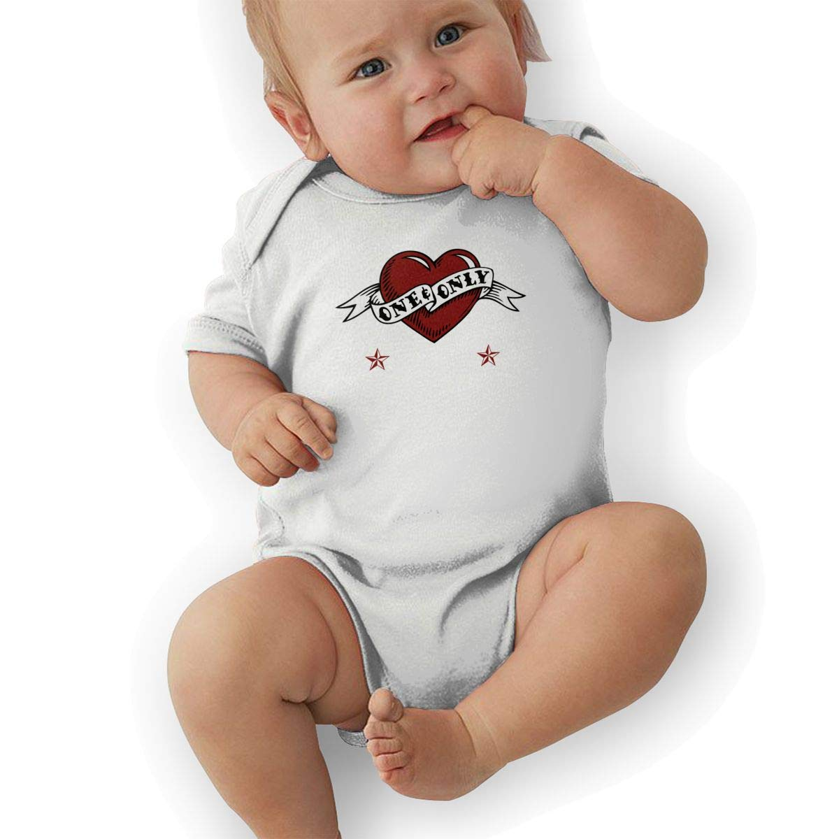 Infant Baby Girls Bodysuit Short-Sleeve Onesie One /& Only BBQ Print Outfit Summer Pajamas