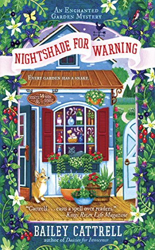 Nightshade for Warning (An Enchanted Garden Mystery Book 2)