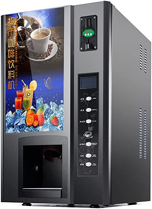 KK Mfg Koffee Karousel K-Cup Vending Machine 1-Quarter Coin Mechanism