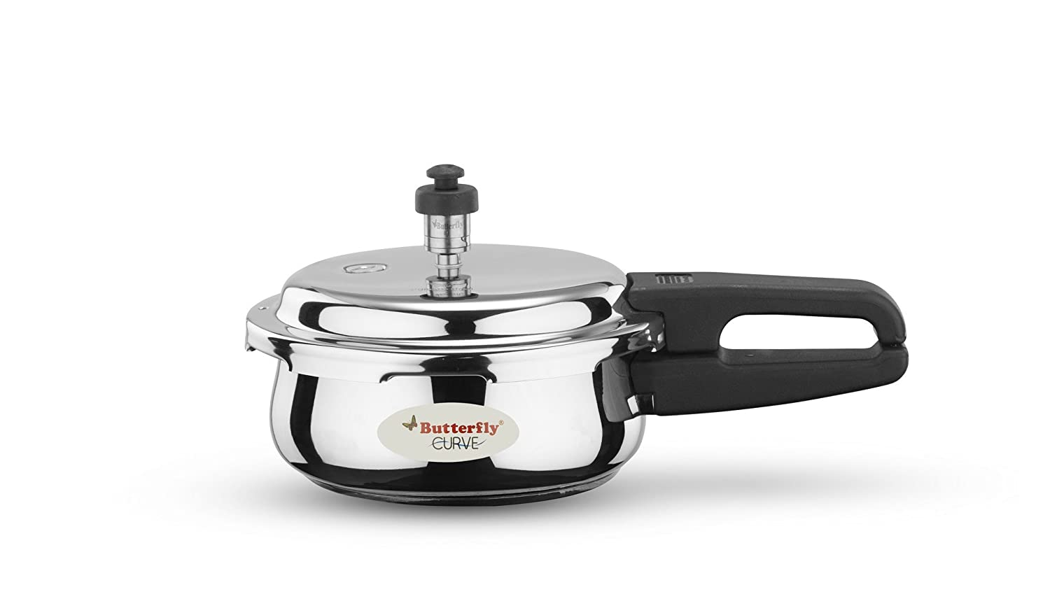 Buy Butterfly Curve Stainless Steel Pressure Cooker 2 Litre Online Induction Circuit Boardelectric Cookerinduction At Low Prices In India