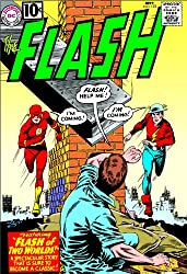 Dc Library Flash Of Two Worlds HC (DC Comics Classics Library)
