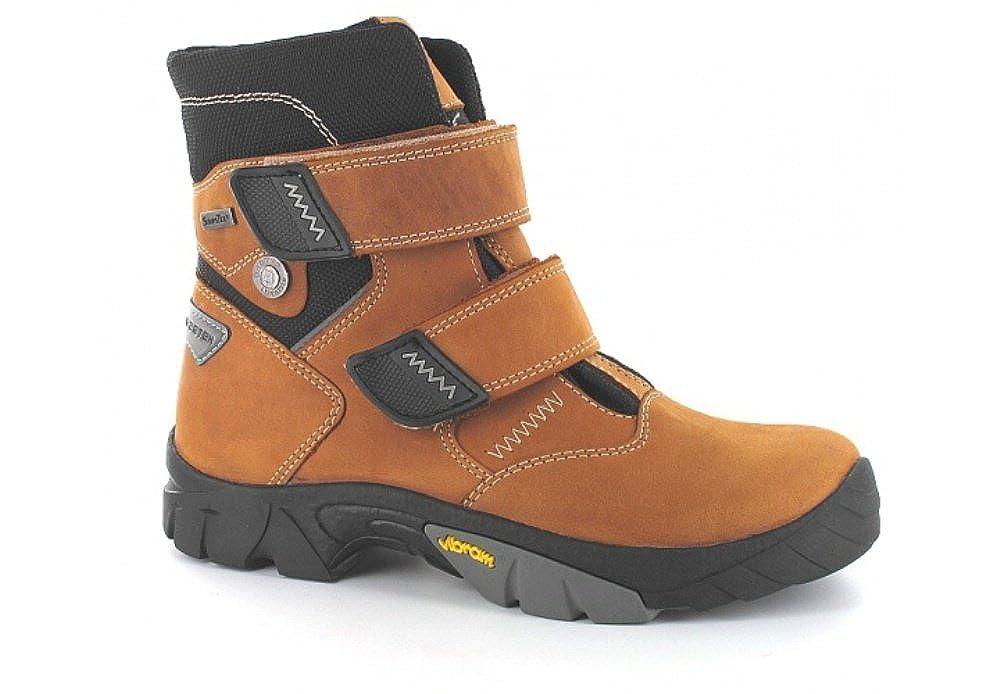 Little Kids//Big Kids Bartek Boys Waterproof Snow Ankle Boots for Winter 17655 Honey Brown