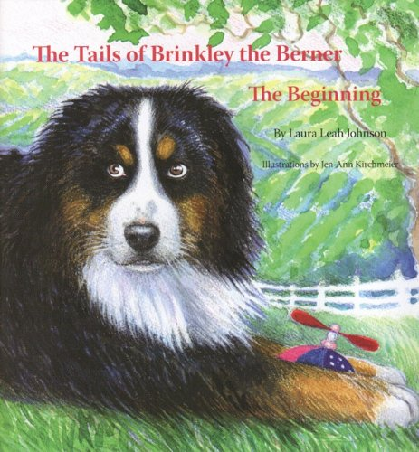 The Tails of Brinkley the Berner: The Beginning