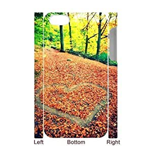 Fall Customized 3D Case for Iphone 4,4S, 3D New Printed Fall Case