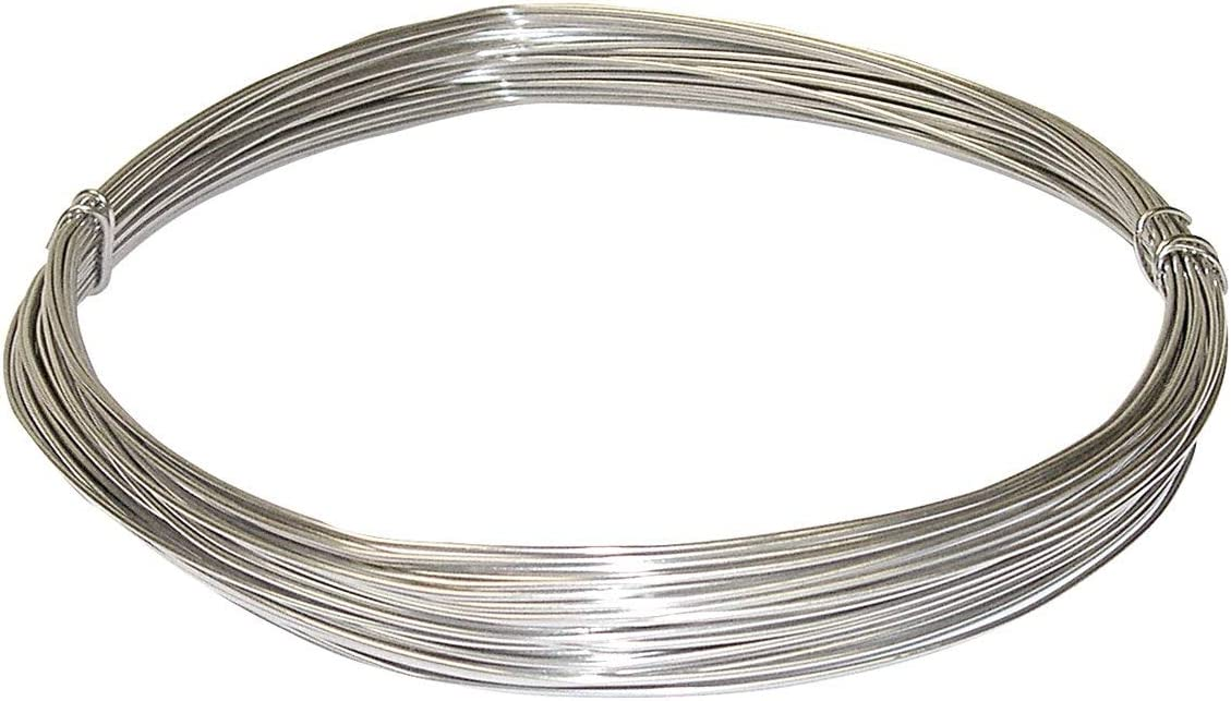 Kanthal National Artcraft High Temperature Craft Wire - 17 Gauge (10 Ft)