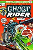 Ghost Rider: Is He Alive Or Dead?: Death Stalks The Demolition Derby!: Smash Up! But It Missed Me! I'm Home Free! That's What You Think, Rider! (204 F02900, Vol. 1, No. 4, February 1974)