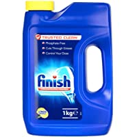 Finish Classic Powder Concentrate Phosphate-Free Formula Lemon Sparkle,, Lemon