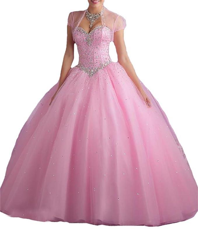f324d7f68b Los 7 vestidos de quinceañera más vendidos estilo campana