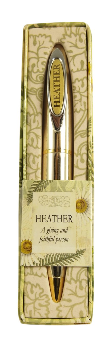 Heather 011130088 Signature Pens