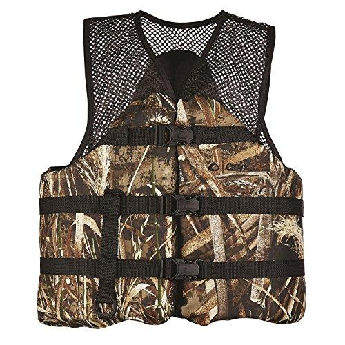 Onyx Mesh Classic Sport Vest, Realtree Max5, -