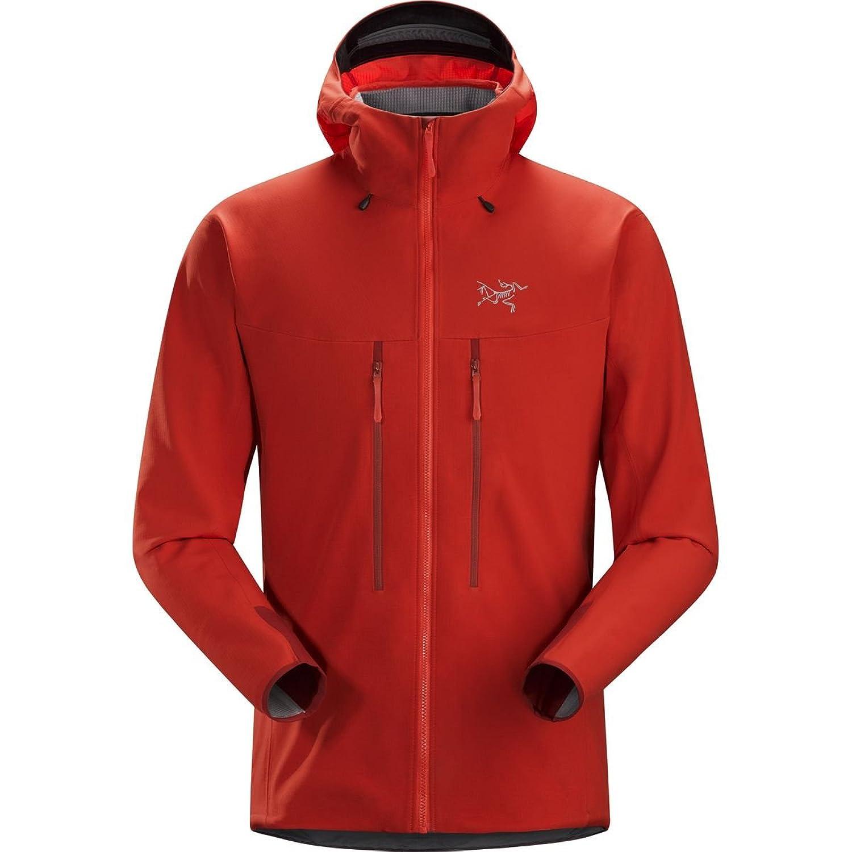 アークテリクス アウター ジャケット&ブルゾン Acto FL Jacket Men's Cardinal 2an [並行輸入品] B075DVJC3V L
