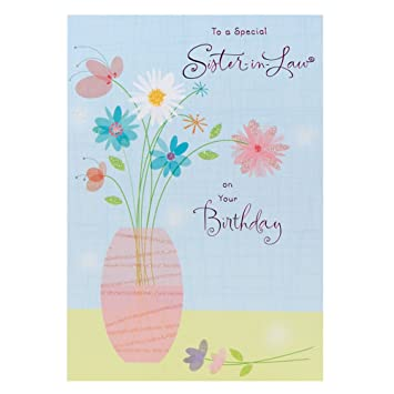 Hallmark birthday card for sister in law especially for you hallmark birthday card for sister in law especially for you medium bookmarktalkfo Image collections