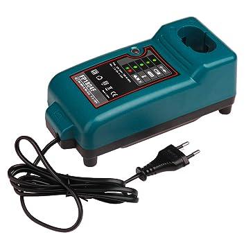 Amazon.com: Cargador de batería de repuesto para Makita ...