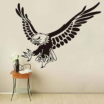 HNXDP Eagle Flying Animal Etiqueta de La Pared Para Habitaciones ...
