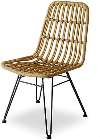 Salotti In Finto Rattan.New Chairs Sedie Da Vimini All Aperto Patio Moderno Simplicity
