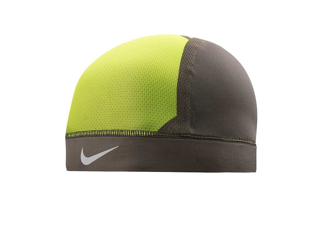 ec223e4296a Nike Pro Combat Hypercool Skull Cap 3.0 - Anthracite Volt White by Nike   Amazon.co.uk  Sports   Outdoors
