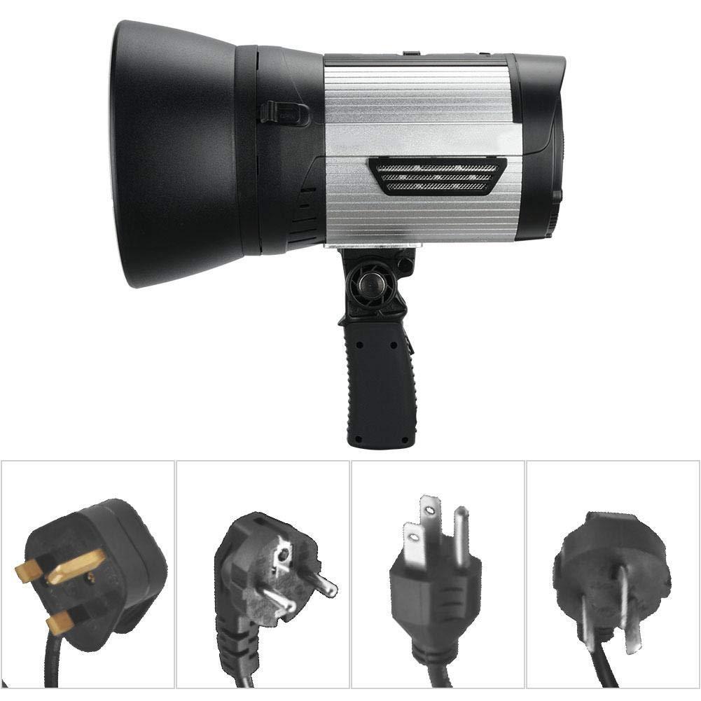 Nflash300 5500K 300W GN36 High Speed 2.4G 1/8000S Wireless Flash Portable Speedlite, Studio Camera Photography Flash Speedlite. (US Plug) by Vbestlife