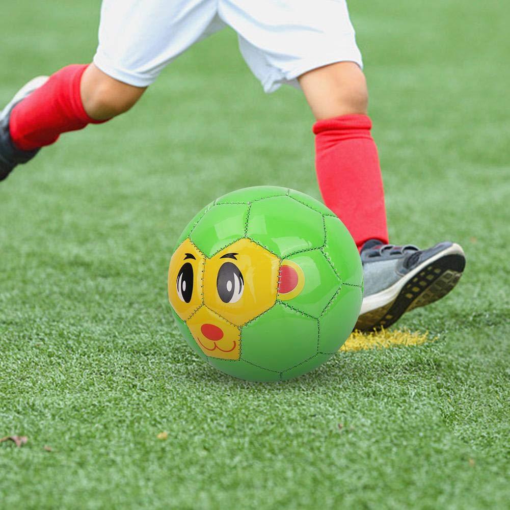 Alomejor Kids Football Children Size 2 Sport Soccer Ball Mini Ball Toys for Kids Boys Girls