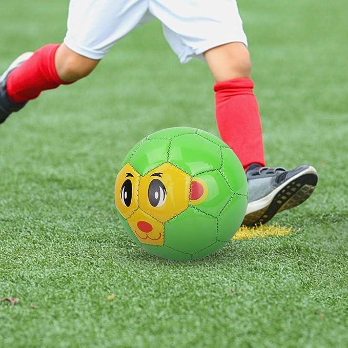 Alomejor Kinder Fu/ßball Gr/ö/ße 2 Sport Fu/ßball Mini Ball Spielzeug f/ür Kinder Jungen M/ädchen