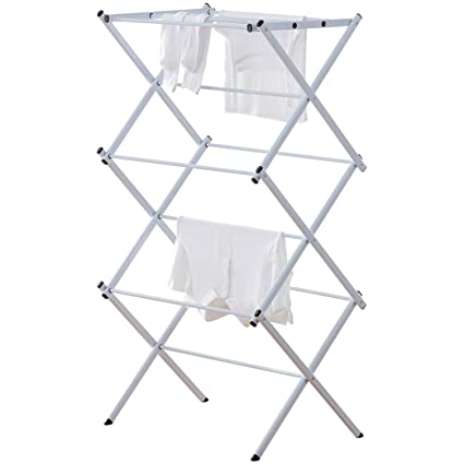 ae1e9182f920b Image Unavailable. Image not available for. Color  neatfreak Compact Drying  Rack White