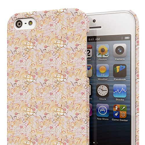 Koveru Back Cover Case for Apple iPhone 5S - Re-neutrals